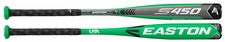 "Easton S450  2-1/4"" Youth USA Bat YSB18S450 -12oz (2018)"