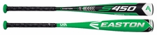 "Easton S450 2-5/8"" Youth USA Bat YBB18S4508 -8oz (2018)"