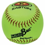 "Easton 11"" Neon SofTouch Incrediball Training Balls -- 1 DZ"