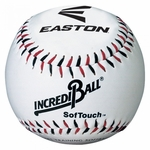 "Easton Softstitch 12"" White Practice Balls A122609 -- 1 DZ"