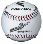 Easton Softstitch 9in White Practice Ball A122305