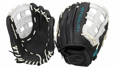 "Easton Stealth Pro Fastpitch Series 12.25"" Infield Softball Glove STFP1225BKWH (2017)"