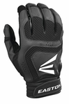 Easton VRS Icon YOUTH Black/Black Batting Gloves A121644