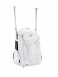 Easton White Walk-Off IV Ball Backpack A159027WH