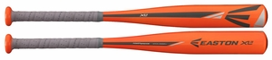 "Easton X3 2-1/4"" Tee Ball USA Bat TB15X3 -10oz (2015)"