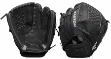 "Easton Z-Flex Youth 10"" All-Position Glove ZFX1000BKBK (2018)"