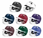 Easton Z5 Adult Two Tone Batting Helmets w/ Masks