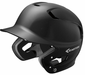 Easton Z5 Helmet Youth Solid Black Gloss