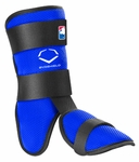 EvoShield Blue Batter's Leg Guard A110MLB