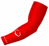 EvoShield Compression Arm Sleeve A180 Adult - Red