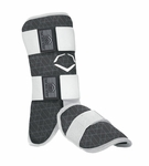 Evoshield Evocharge Youth Batter Leg Guard - Black