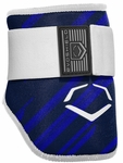 Evoshield Protective Batters Elbow Guard - Speed Stripe - Navy