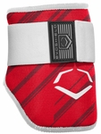 Evoshield Protective Batters Elbow Guard - Speed Stripe - Red