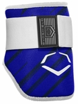 EvoShield Protective Batters Elbow Guard - Speed Stripe - Royal Youth