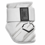 Evoshield Protective Batters Elbow Guard - Speed Stripe - White