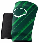 Evoshield Protective Wrist Guard - Speed Stripe - Green