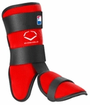 EvoShield Red Batter's Leg Guard A110MLB