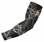 Evoshield Youth Realtree Camo Black Compression Sleeve WTV5180KW