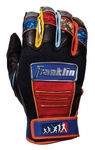 Franklin Adult CFX Pro Players Weekend Batting Gloves