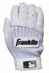 Franklin Adult Pearl/White Pro Classic Batting Glove 20972F1