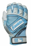 Franklin Adult Powerstrap Father's Day Batting Gloves