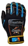 Franklin Black Adult 2017 MLB All-Star Game Batting Gloves 20509F0