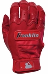 Franklin CFX Pro Chrome Dip Adult Batting Gloves