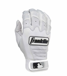 Franklin Pearl/White Adult CFX Pro Batting Gloves