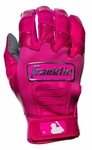 Franklin Pink Adult CFX Pro Mother's Day Batting Gloves