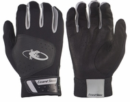 Lizard Skin Komodo Batting Glove Adult - Jet Black
