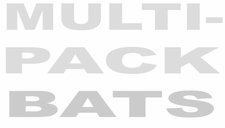 Louisville Multi-Pack Bats