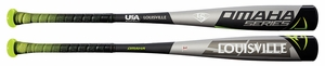 "Louisville Omaha 518 2-5/8"" Youth USA Bat WTLUBO518B10 -10oz (2018)"