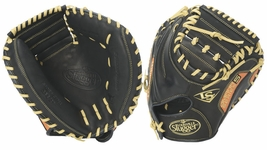 "Louisville Slugger Omaha Series 5 32.5"" Catcher's Mitt - Right Hand Glove WTLFGS5OR6-CTM1 (2017)"