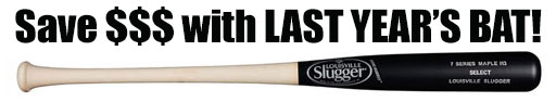 Louisville Slugger Series 7 Select I13 Maple Bat WTLW7MI13A16 (2017)