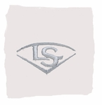 "Louisville Slugger Transitional  2.5"" White Wristband WTLACPL14-WBSWT"