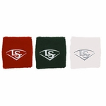 "Louisville Slugger Transitional 2.5"" Wristbands"