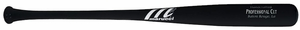 Marucci All Black Blem Professional Cut Maple Wood Baseball Bat