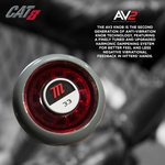 Marucci CAT8 AV2 Knob Detail
