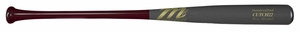 Marucci Cutch 22 Wood Bat - Cherry / Smoke