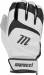 Marucci Signature Batting Gloves White/Black