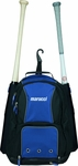 Marucci Travel Ball Bat Pack - Black / Royal