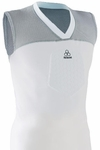 McDavid Adult HexPad Sleeveless Sternum Shirt 7600T