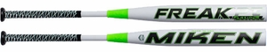 Miken Freak Fastpitch Bat End Loaded ASA FKPTMA  (2017)