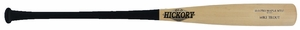 Old Hickory Mike Trout Maple Bat MT27 Black/Natural (2015) BLEM W/Warranty