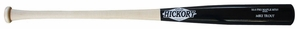 Old Hickory Mike Trout Maple Bat MT27 Natural/Black (2015)