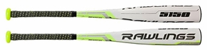 "Rawlings 5150 Alloy 2-3/4"" Big Barrel USSSA Bat SL7534 -10oz (2017)"