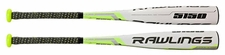 "Rawlings 5150 Alloy Big Barrel Bat 2-3/4"" Barrel -10oz SL7534 (2017)"