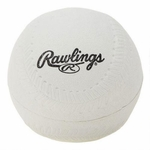 "Rawlings 9"" White Rubber Baseball RSRBBT 1 dz"