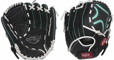 """Rawlings Champion Lite 12.5"""" Outfield Softball Glove CL125BMT (2018)"""