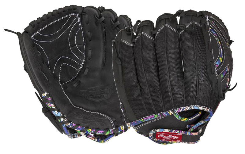 Rawlings Champion Lite 12.5 Inch Cl125bmt Fastpitch Softball Glove for sale online